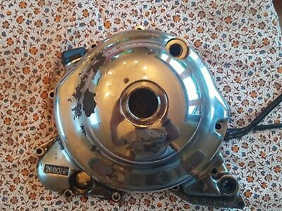 Yamaha XVS650 XVS 650 V Star 650 left side stator alternator engine cover case