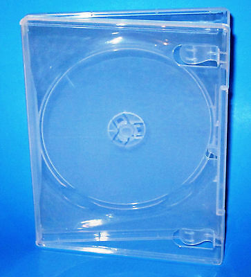 NEW! 10 Criterion Collection Single Blu-ray Replacement Case Clear Hold 1 Disc