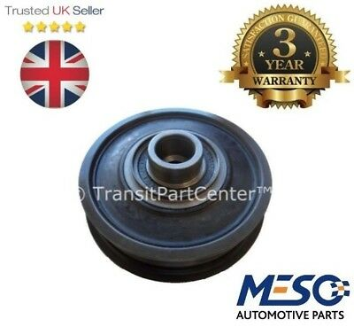 O.E. CRANK SHAFT PULLEY LAND ROVER DISCOVERY MKII 2.5 Td5 4x4 1999-2004