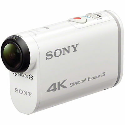 Sony X1000V 4K Action Cam with Wi-Fi For Remote Monitoring and Operation & GPS