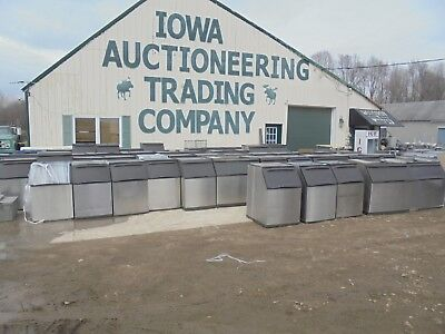 ICE BINS MANITOWOC 570 & 970 MODELS  $395.00 each /with legs