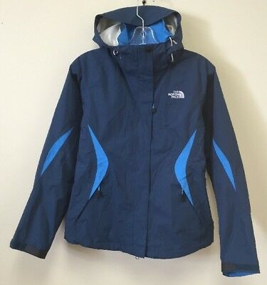 908f0e3d6 VINTAGE THE NORTH Face Hyvent Light Windbreaker Jacket Size Womens M ...