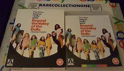 beyond the valley of dolls bluray only