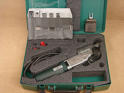 BIAX BL-40 BL40 Electronic Scraper w/Case, Accessories, Dapra Corp  Switzerland
