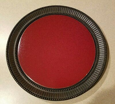 PartyLite Moroccan Spice Candle Holder/Plate/Tray P8574