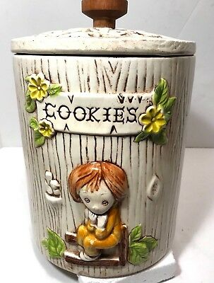 Rustic Cookie Jar Enchanting VTG COOKIE JAR Wood Stove Pot Belly Canister Kitchen Ware Rustic