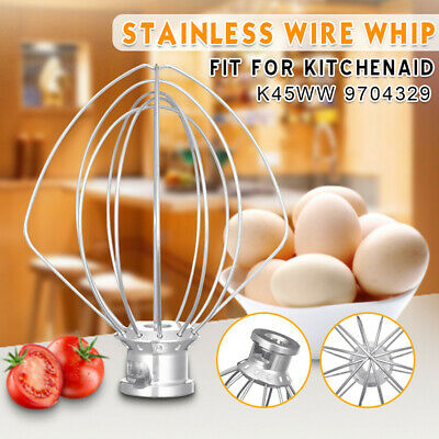 Kitchen Whisk K45WW 9704329 Electric Wire Whip Mixer Low Noise For KitchenAid