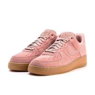 new styles d6989 6d249  Aa1117-600  Men s Nike Air Force 1  07 Lv8 Suede Shoe Particle