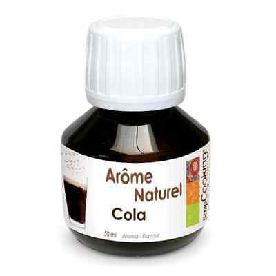Arôme alimentaire naturel Cola 50ml - Scrapcooking