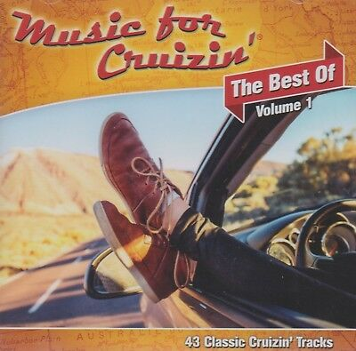 [Brand New] 2Cd: Music For Cruizin': The Best Of: Vol.1: Various Artists