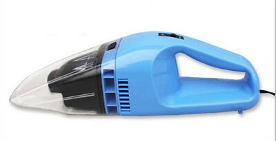 100W 12V Portable Car Vacuum Cleaner Auto Car Handheld Dry Wet Wash Clean Home