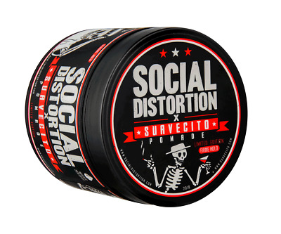 Suavecito X Social Distortion Firme Pomade - Limited Edition