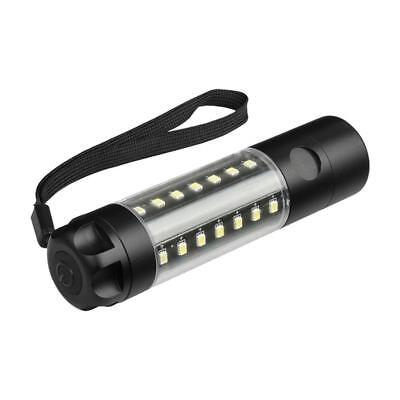 Outdoor/Home X-XML T6 COB Super Bright Rechargeable Torch Lamp 18650 Battery BW