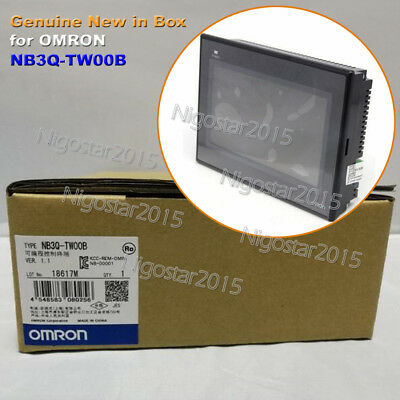 Genuine New Display for Omron NB3Q-TW00B Brand New in Box