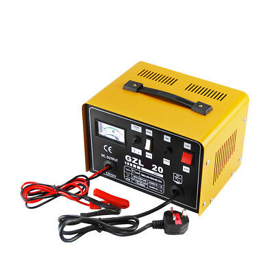 20A Car Battery Charger Jump Starter Power Booster 12V / 24V 230V Van Boat Truck