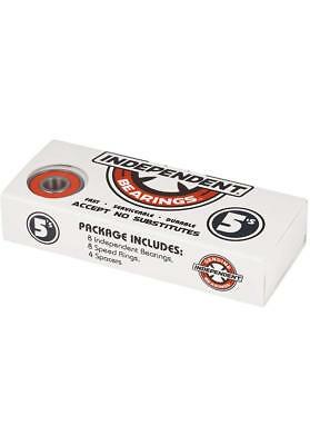 Independent Bearings 5's Kugellager Skateboard Longboard Scooter usw. 8x