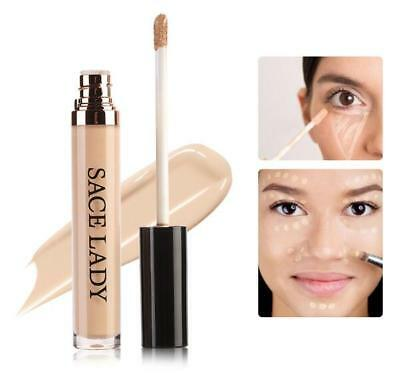 Full Cover Pro Makeup Concealer Cream Face Corrector Liquid Make Up Base For Eye