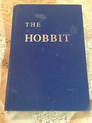 The Hobbit: Or There And Back Again By J. R. R. Tolkien (1997, Hardcover) Novel