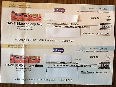 $13.00 of Enfagrow by Enfamil Product Coupons
