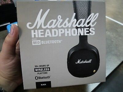 Casque Marshall Mid Bluetooth Eur 11500 Picclick Fr