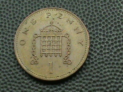 GREAT BRITAIN   1 Penny   1983   ,   $ 2.99  maximum  shipping  in  USA