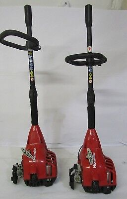 LOT OF 2-HOMELITE 2-Cycle 26 cc Curved Shaft Gas  UT33650A /UT33600A