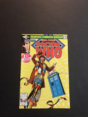 Marvel Premiere 57 1980 1st Appearance of Doctor Who High Grade NM- Near Mint