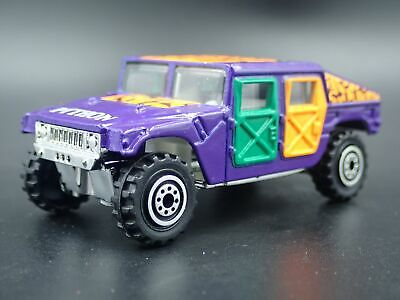 1992-2006 Hummer Humvee H1 Rare 1:64 Scale Collectible Diorama Diecast Model Car