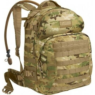 Camelbak Military Motherlode Unisex Rucksack Backpack - Crye Multicam One Size