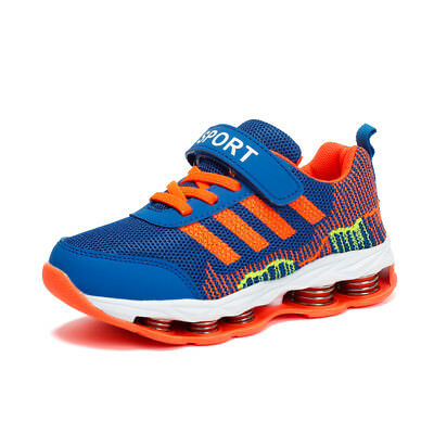 Boys Kids Basketball Athletic Sneakers Running Breathable Shoes(Little/Big Kids)