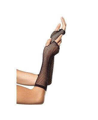 Guanti a rete net triangle black gloves