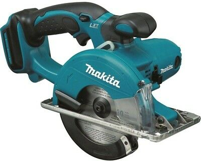 Makita Metal Cutting Circular Saw 5-3/8 in. 18-Volt Lithium-Ion (Tool-Only)