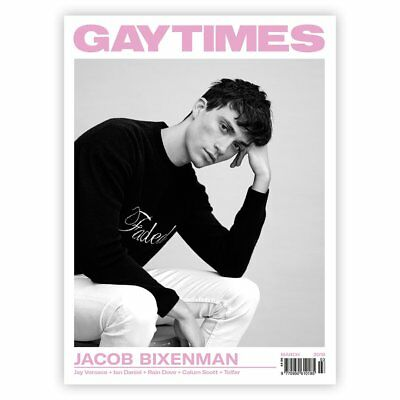 Gay Times Magazine March 2018 Jacob Bixenman/ Jay Versace / Calum Scott