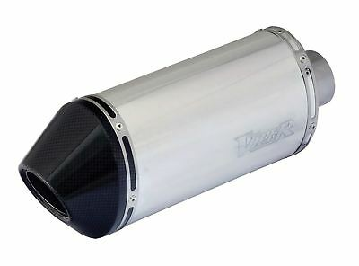 Viper EXC631 Micro (20CM) Slip-On Race Can Exhaust With Carbon Fibre End Cap