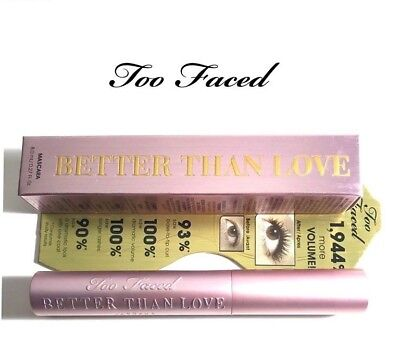 T00 Faced Better Than Sex, Mascara 8Ml Full Size