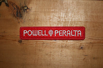 Powell Peralta Stripe Patch Aufnäher Oldschool