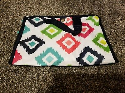 Thirty one Fold up Family Organizer in Candy Corners