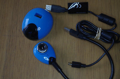 HUE HD USB Camera for Windows and Mac Blue / Unboxed