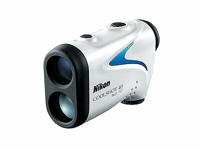 Nikon Coolshot 40 Rangefinder For Golfers