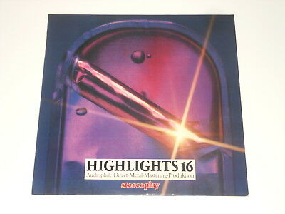 Stereoplay Highlights 16 - LP - HALF SPEED MASTERED - Moody Blues - Lindenberg