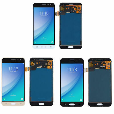 For Samsung Galaxy J3 LCD J320 J320F SM-J320F LCD Screen Touch + Repair Tools ss
