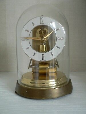 Kundo Ato electromagnetic pendulum clock with glass dome