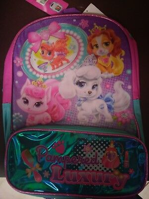 b778114b1b5 DISNEY PRINCESS PALACE Pets Backpack -  24.99