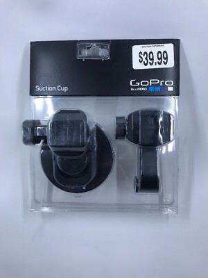Brand New Factory Sealed Genuine GoPro AUCMT-302 Suction Cup Mount