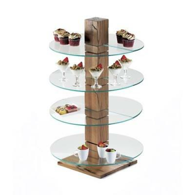 Cal-Mil - 791-99 - Wood Shelf Pillar