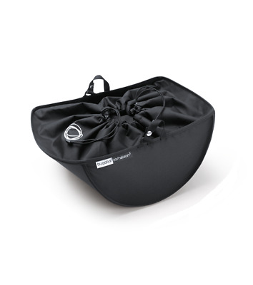 New! Bugaboo Cameleon3 Stroller Underseat Bag Basket Black Parts Accessories