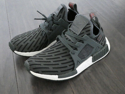 305afcd6d195e Adidas Womens NMD XR1 PK Primeknit Boost shoes sneakers new BB2375 Utility  Green