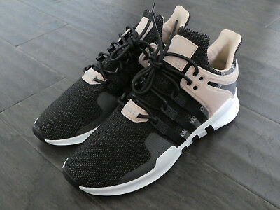 sports shoes 7da46 b32f8 ADIDAS WOMENS EQT Support ADV W shoes sneakers new CQ2249 black