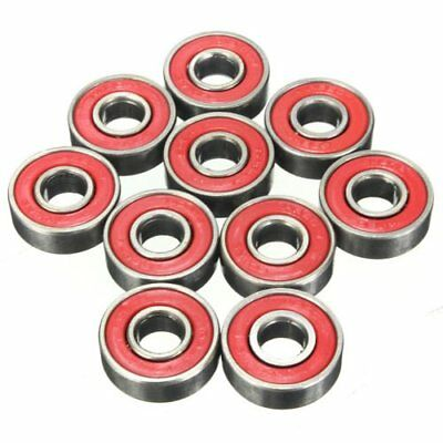 10 Abec-9 608 Wheel Bearings F Skateboard Stunt Scooter Quad Inline Skate X9E2