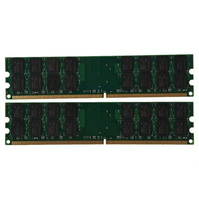 8GB 2X4GB DDR2-800MHz PC2-6400 240PIN DIMM For AMD CPU Motherboard Memory N4N2